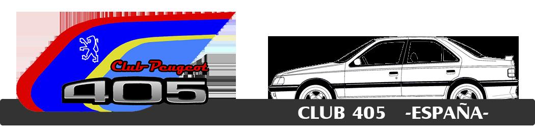 Club Peugeot 405 España